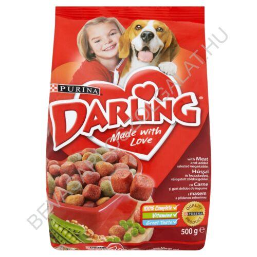 Darling Száraz Kutyaeledel Hússal és Zöldségekkel 500 g