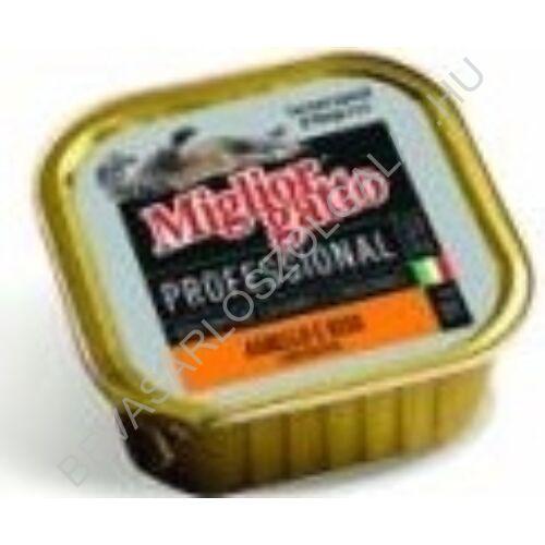 Miglior Gatto Professional Macskaeledel Alutálkás Báránnyhússal és Rizzsel konzerv 100 g