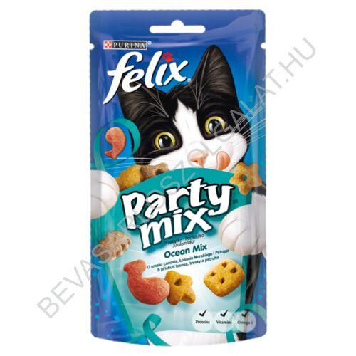 Felix Party Mix Jutalomfalat Macskáknak Ocean 60 g (#8)
