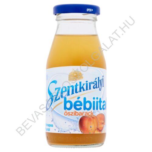 Szentkirályi Bébiital Őszibarack - 4 hónapos kortól 200 ml (#6)
