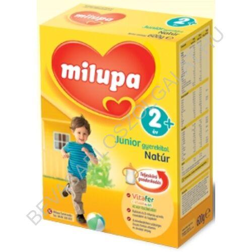 Milupa Junior Gyerekital Por - 2 éves kortól 600 g