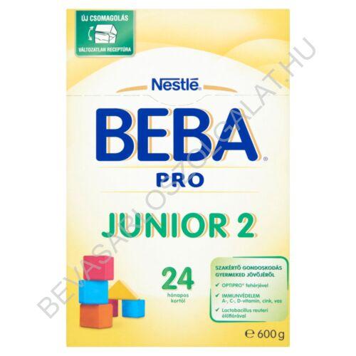 Nestlé Beba Pro Junior 2 Italpor - 24 hónapos kortól 600 g