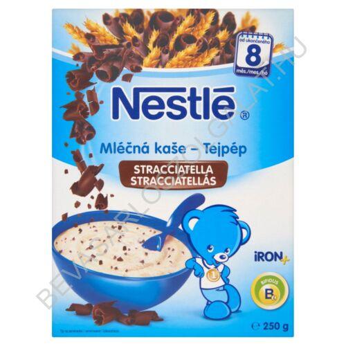 Nestlé Stracciatellás Tejpép - 8 hónapos kortól 250 g