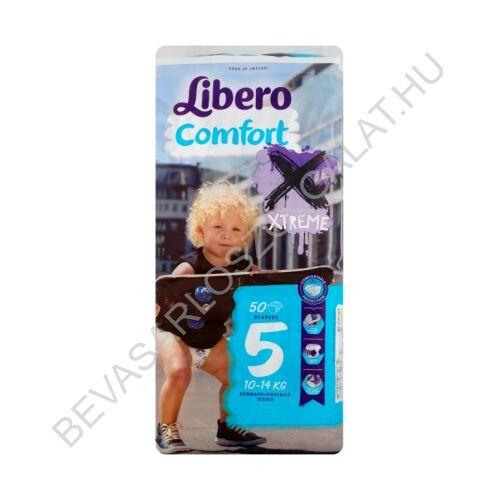 Libero Comfort Pelenka Maxi Plus (5) 10-14 kg 50 db