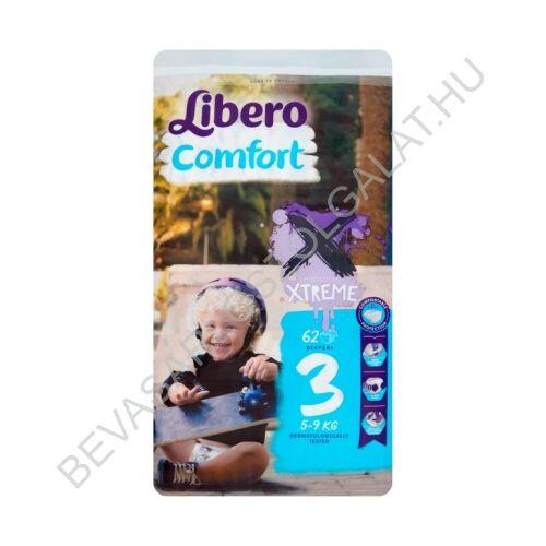 Libero Comfort Pelenka Midi (3) 5-9 kg 62 db