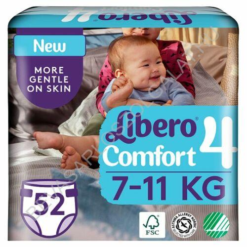 Libero Comfort Pelenka Maxi (4) 7-11 kg 54 db