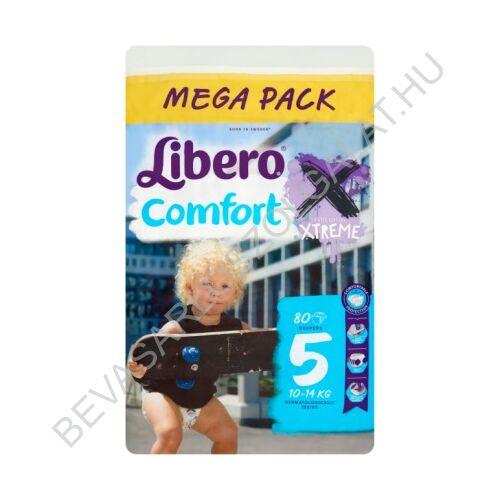 Libero Comfort Pelenka Maxi Plus (5) 10-14 kg Megapack 80 db