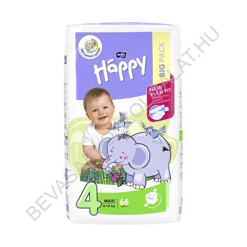 Bella Baby Happy Pelenka Maxi (4) 8-18 kg 66 db