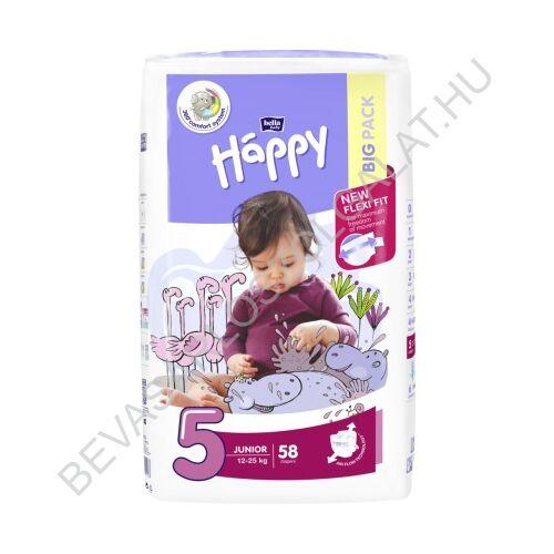 Bella Baby Happy Pelenka Junior (5) 12-25 kg 58 db