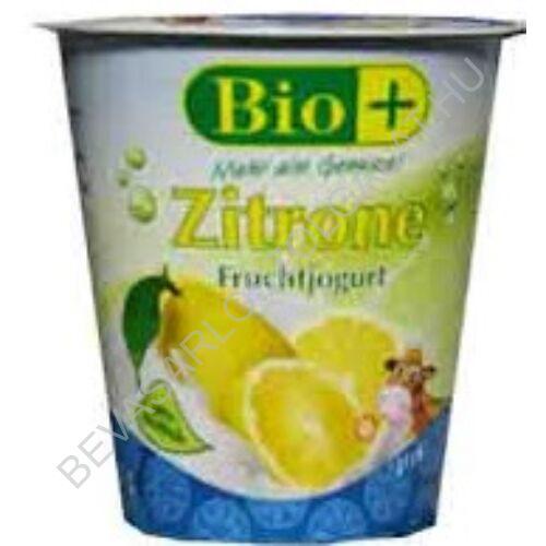 Bio+ Gyümölcsjoghurt 3,6%-os Citrom 150 g