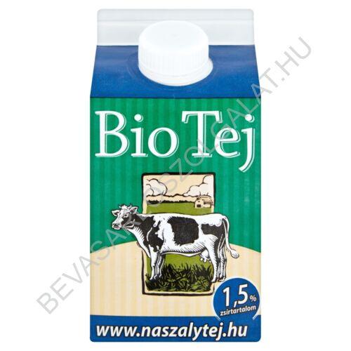 Zöldfarm Bio ESL Friss Tej 1,5% dobozos 500 ml
