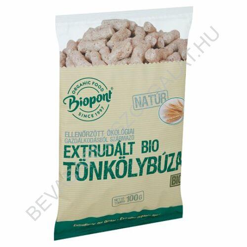 Biopont Bio Extrudált Tönkölybúza Natúr 150 g