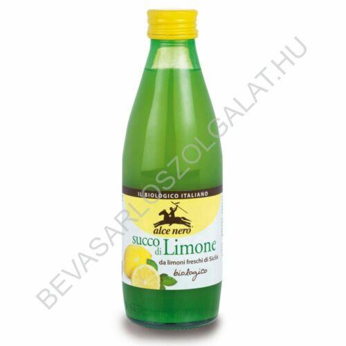 Alce Nero Succo Di Limone 100% Bio Citromlé üveges 250 ml
