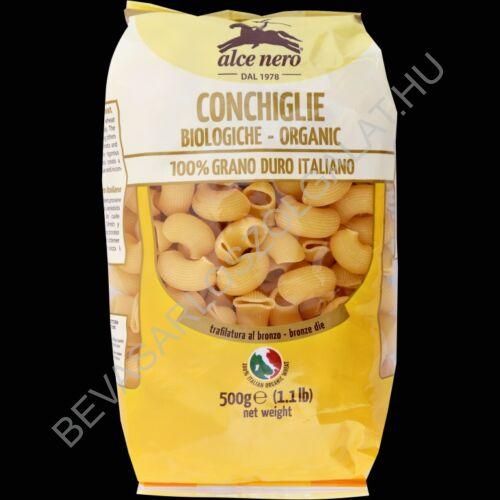 Alce Nero Bio Durumtészta Chonchiglie 500 g