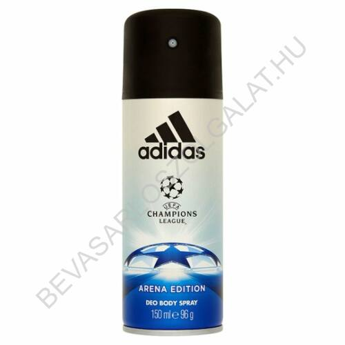 Adidas For Men Deospray 48h Champions League Arena Edition 150 ml