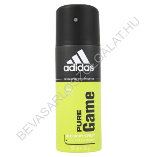 Adidas For Men Deospray 24h Pure Game 150 ml