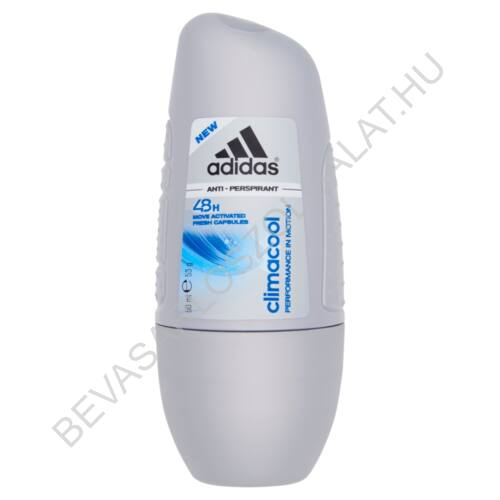 Adidas For Men Roll-On 48h Climacool 50 ml/53 g