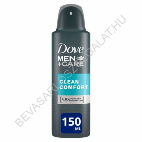Dove Men+Care Deospray Clean Comfort 150 ml