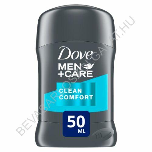 Dove Men+Care Deostift Clean Comfort 50 ml