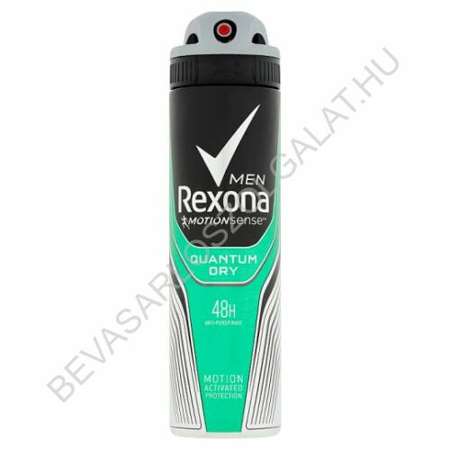 Rexona For Men Deospray 48h Quantum Dry 150 ml