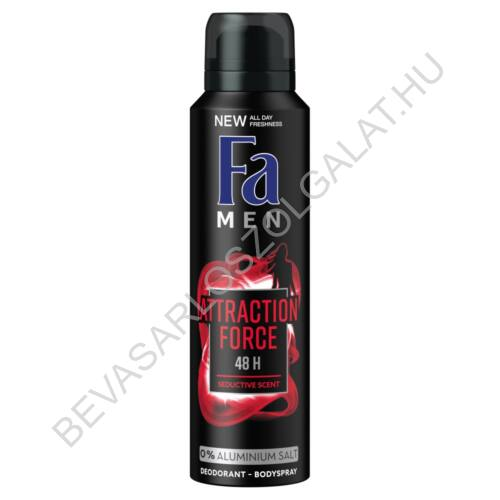 Fa For Men Deospray Attraction Force 150 ml