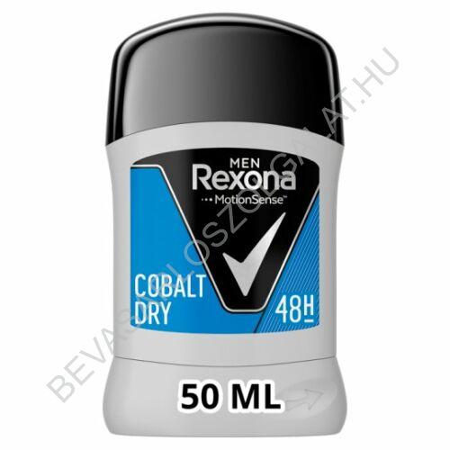Rexona For Men Deostift Cobalt Dry 50 ml