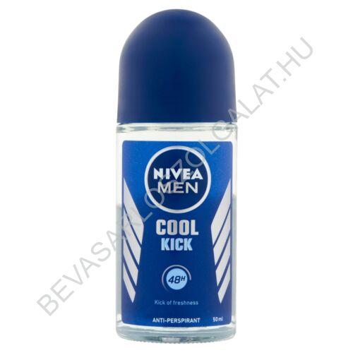 Nivea For Men Roll-On 48h Cool Kick 50 ml