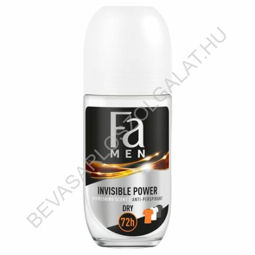 Fa For Men Roll-On 72h Xtreme Invisible Power 50 ml