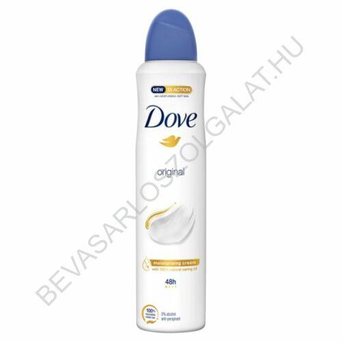 Dove Deospray 48h Moisturising Cream Original 150 ml