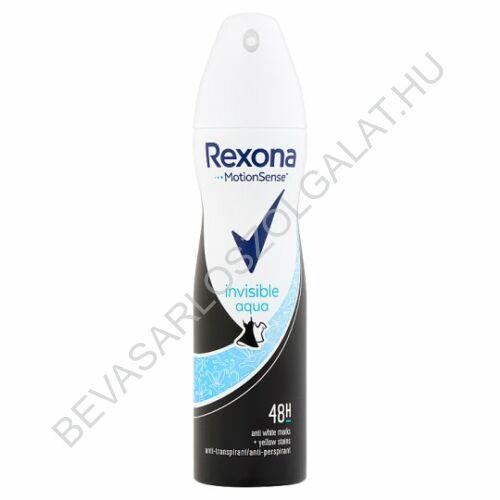 Rexona Deospray 48h Invisible Aqua 150 ml