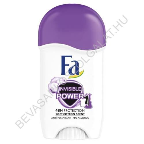 Fa Deostift 48h Invisible Power 50 ml