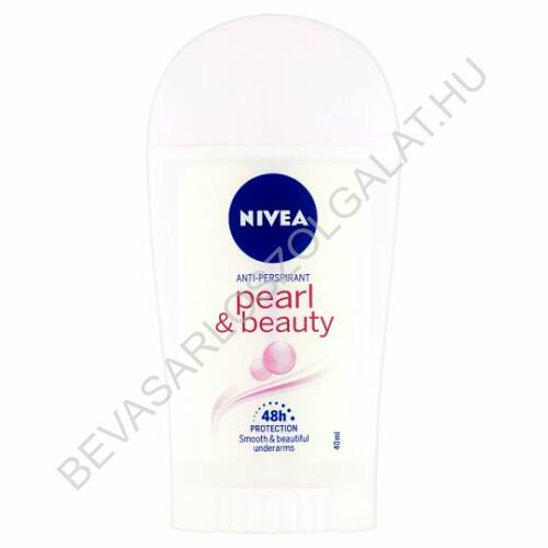 Nivea Deostift 48h Pearl & Beauty 40 ml