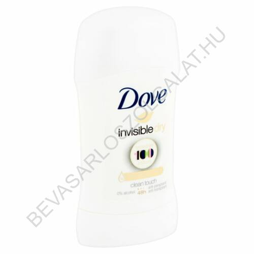 Dove Deostift 48h Invisible Dry 40 ml
