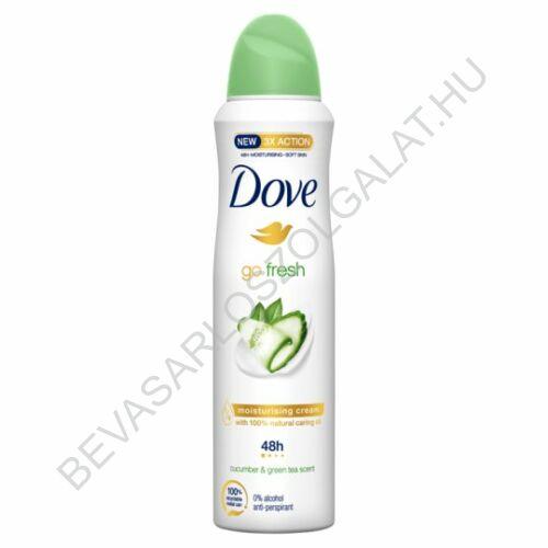 Dove Deospray 48h Go Fresh Moisturising Cream Cucumber & Green Tea 150 ml