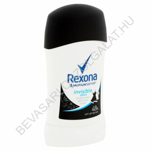 Rexona Deostift 48h MotionSense Invisible Aqua 40 ml