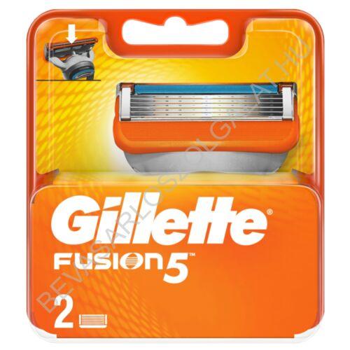 Gillette Fusion5 Borotvabetét 2 db