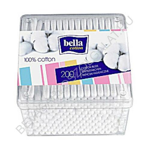 Bella Fültisztító dobozos 200 db