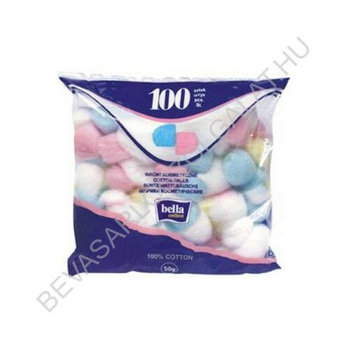 Bella Kozmetikai Vattalabda 100 db