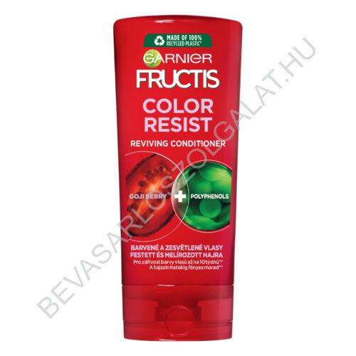 Garnier Fructis Hajerősítő Balzsam Color Resist Tartós Szín (Festett Vagy Melírozott Hajra) 200 ml