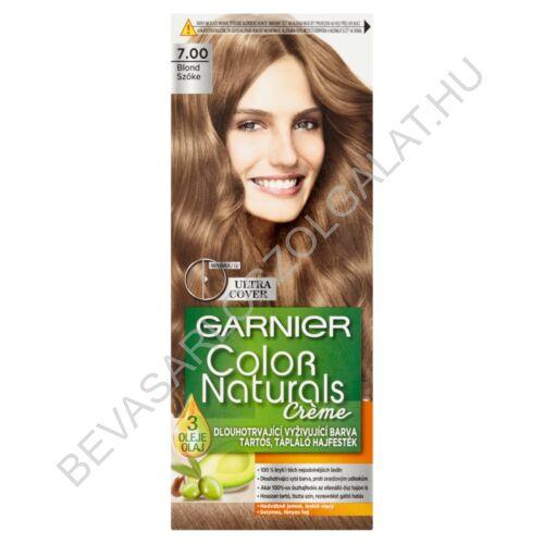 Garnier Color Naturals Créme Szőke Hajfesték (7.00)