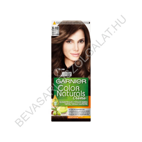Garnier Color Naturals Créme Sötétszőke Hajfesték (6.00)