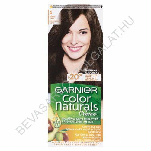 Garnier Color Naturals Créme Természetes Barna Hajfesték (4)