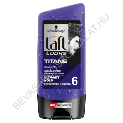 Schwarzkopf Taft Looks Hajzselé Titane Ultimate Hold 150 ml