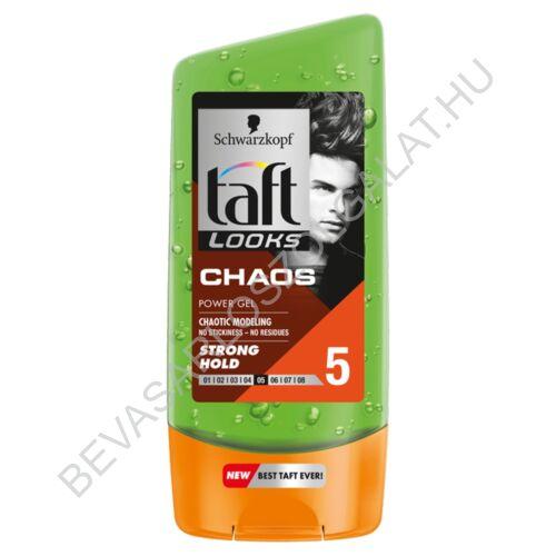 Schwarzkopf Taft Looks Hajzselé Chaos Strong Hold 150 ml