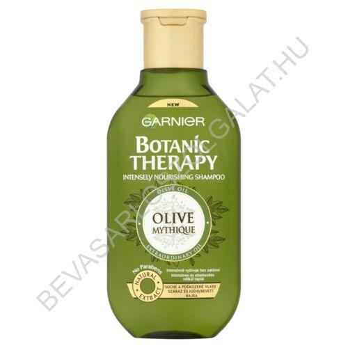 Garnier Botanic Therapy Olive Mythique Sampon Száraz és Igénybevett Hajra 250 ml