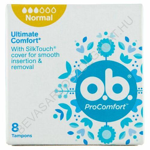 O.B. Tampon ProComfort Normal 8 db