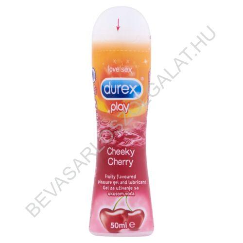 Durex Play Cheeky Cherry Síkosító Gél 50 ml
