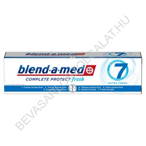 Blend-a-Med Complete Protect Fresh Extra Fresh Fogkrém 100 ml