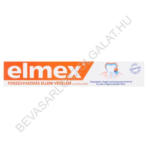 Elmex Fogszuvasodás Elleni Védelem (Red) Fogkrém 75 ml