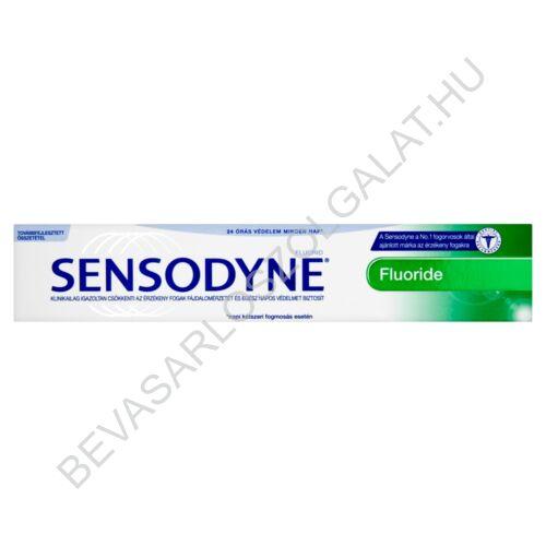 Sensodyne Fluoride Fogkrém 75 ml